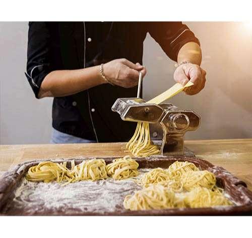 como hacer pasta en casa