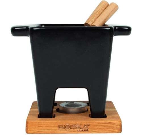 Fondue Bosca Tapas para queso o fondue de chocolate