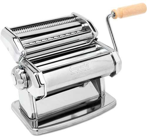 Imperia Sp150 Maquina Pasta Manual