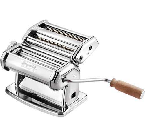 máquina casera de hacer pasta