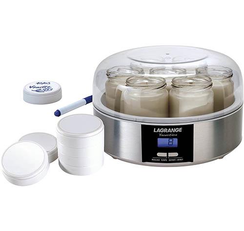 LAGRANGE 439101 - Yogurtera, 7 envases