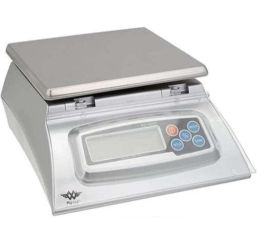 My Weigh SCMKD8000 KD8000 - Báscula de cocina