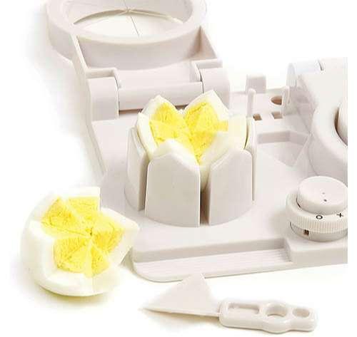 Norpro - Herramienta para Cortar y decorar Huevos