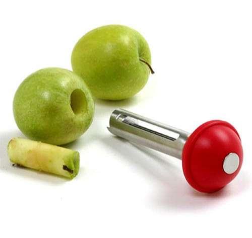 Norpro Stainless Steel descorazonador de manzanas