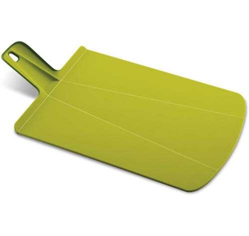 Tabla de cortar de plástico plegable Chop2Pot