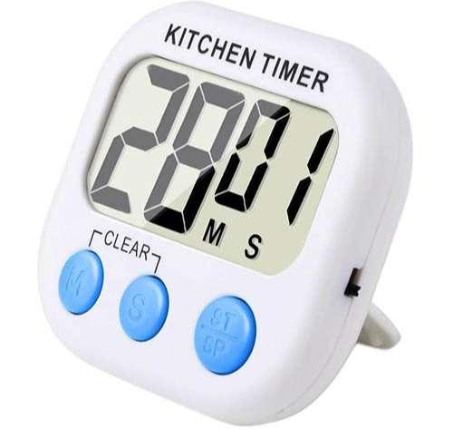 Ebbot temporizador de cocina digital y magnético