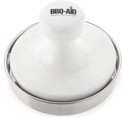 BBQ-Aid - Prensa para Hamburguesas