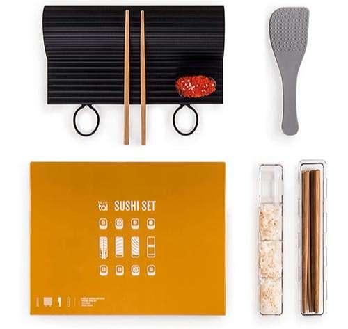 Blumtal Sushi - kit sushi -con Instrucciones -