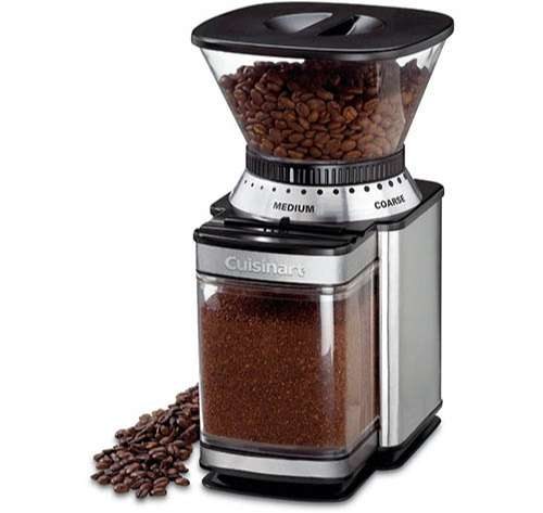 Cuisinart Molinillo de café eléctrico