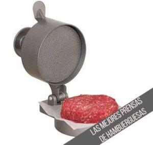 Comprar prensa para hamburguesas