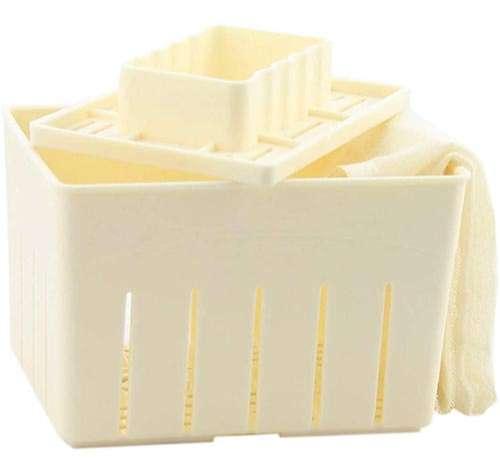 Juego de utensilios de cocina para hacer tofu y prensar tofu, de MENGCORE