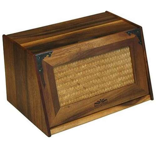 Panera de madera de acacia