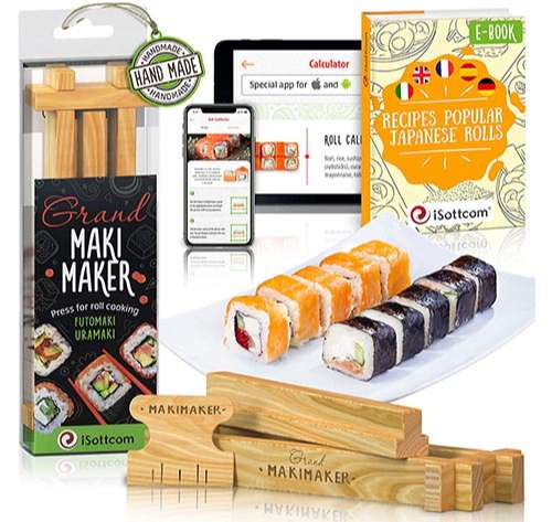 Sushi Making Kit by iSottcom