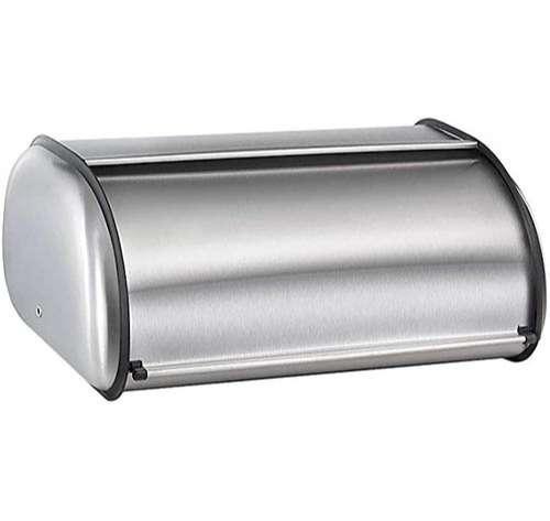 Panera de acero inoxidable para encimera de cocina