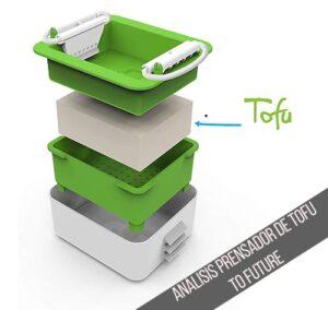 análisis prensador de tofu Tofuture