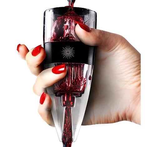 Aireador de vino vinluxe Pro