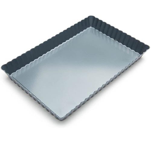 Fox Run 44505 - Sartén rectangular para tartas