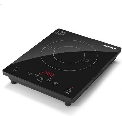 Cocina de inducción portátil