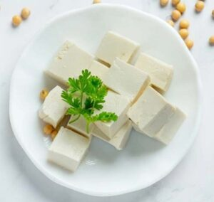 Cómo freír tofu